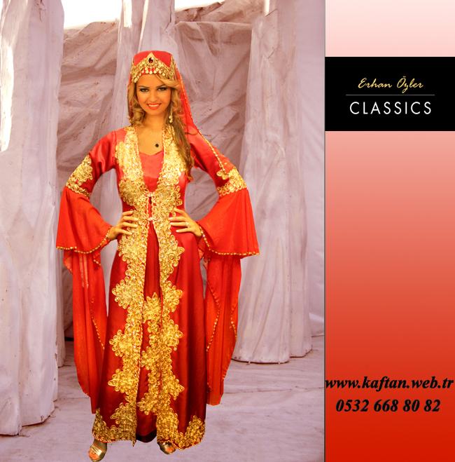 Hatice Sultan kaftan modeli