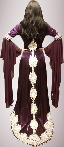 Kına elbisesi modelleri - 970 - Erhan Kaftan & Bindallı