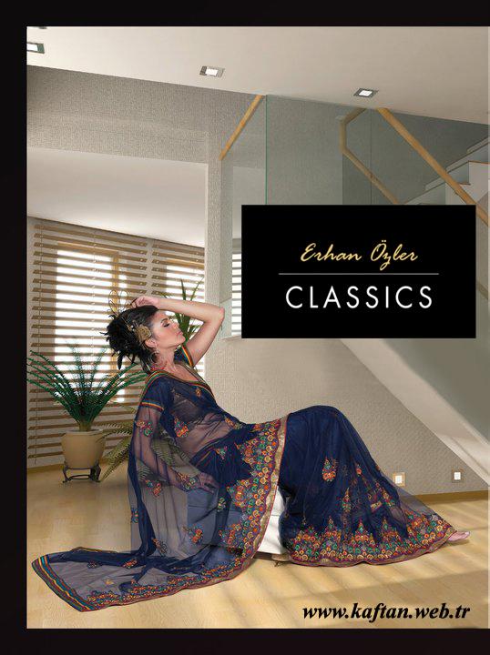 Hint modeli bindallı elbiseleri