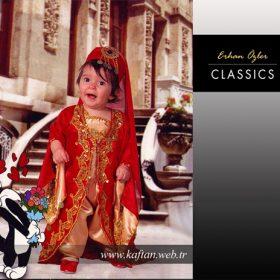 Çocuk Hürrem Sultan modeli