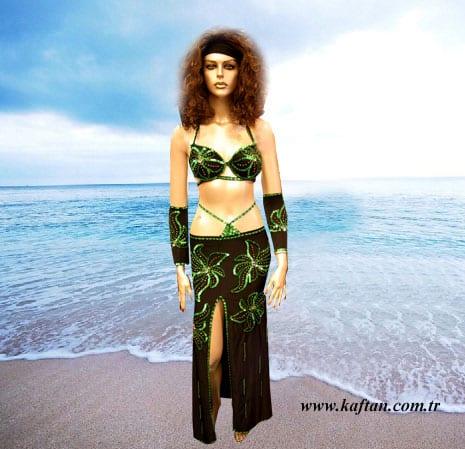 Oryantal kostüm Perküsyon DE-11 - Erhan Kaftan & Bindallı