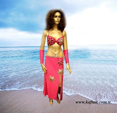 Oryantal Elbisesi likralı