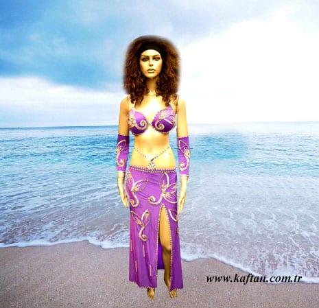 Dansöz kıyafeti Perküsyon DE-07 - Erhan Kaftan & Bindallı
