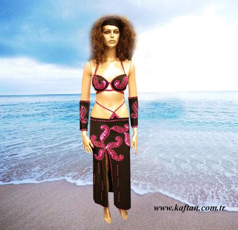 Dansöz kıyafeti Perküsyon DE-08 - Erhan Kaftan & Bindallı