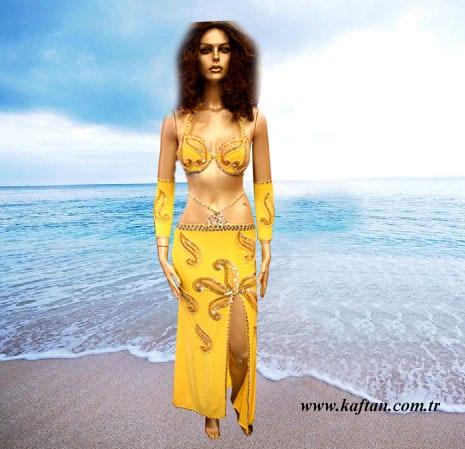 Dansöz kıyafeti Perküsyon DE-22 - Erhan Kaftan & Bindallı