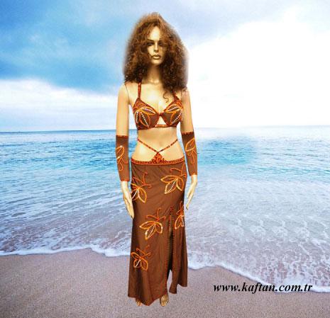 Dansöz kıyafeti Perküsyon DE-21 - Erhan Kaftan & Bindallı