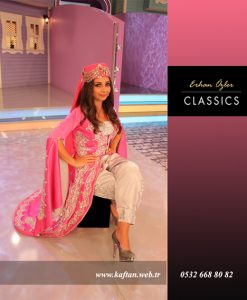 Hürrem Sultan kına elbisesi