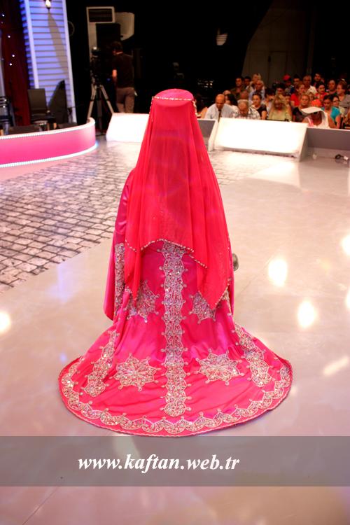 Hürrem Sultan kına elbisesi-990 - Erhan Kaftan & Bindallı