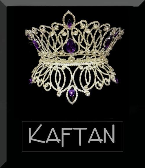 Kaftan tacı KTAC-1467 - Erhan Kaftan & Bindallı