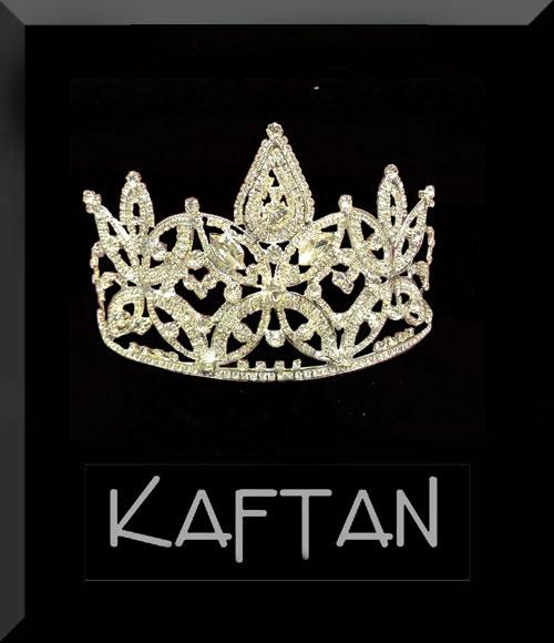 Bindallı elbisesi tacı KTAC-1933 - Erhan Kaftan & Bindallı