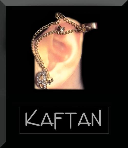 Hintli kostümü kulak aksesuarı - 3 - Erhan Kaftan & Bindallı