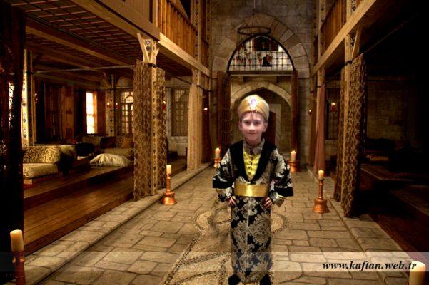 Şehzade kıyafeti