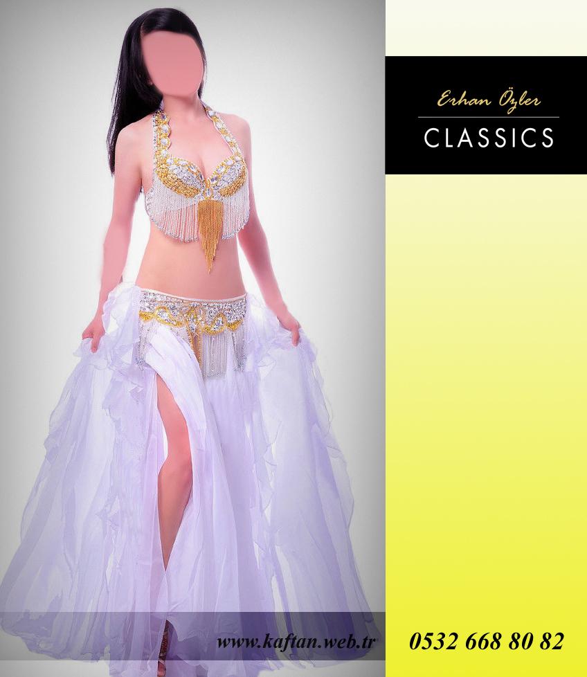 Dansöz kıyafeti modelleri - DE-33 - Erhan Kaftan & Bindallı