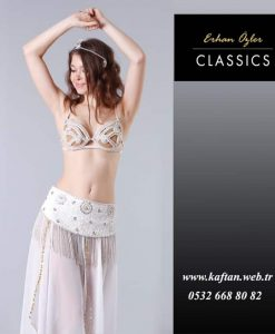 Belly dancer dress