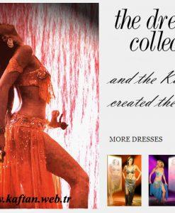 Dansöz kostümleri