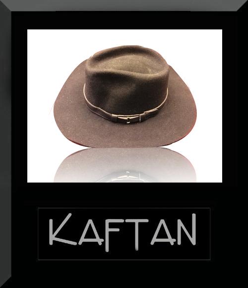 """Kaliteli """"fötr"""" şapka 9077 - Erhan Kaftan & Bindallı"""
