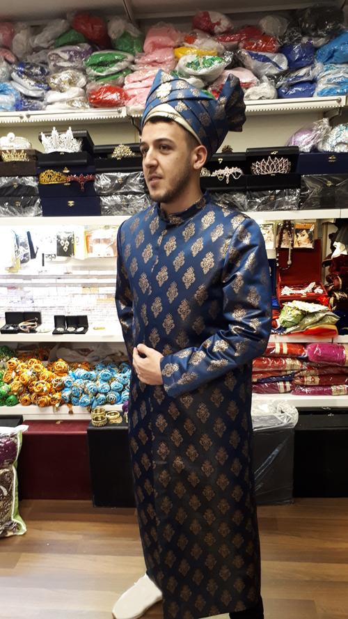 Hint Erkek kıyafetleri