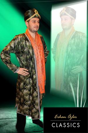 Hint işi erkek kıyafetleri