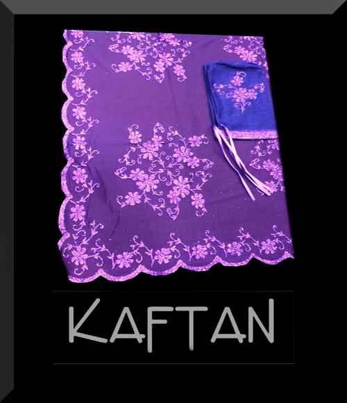 Mor renk kına Örtüsü - 333 - Erhan Kaftan & Bindallı