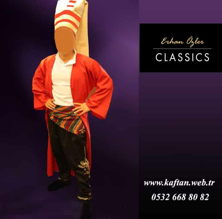 Yeniçeri kıyafeti - 2 - Erhan Kaftan & Bindallı