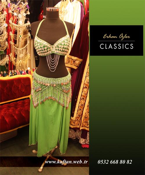 Ucuz dansöz Kıyafeti - DE-35 - Erhan Kaftan & Bindallı
