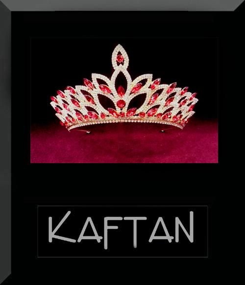 Hürrem Sultan kaftan tacı - 922 - Erhan Kaftan & Bindallı