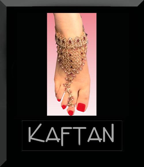 Hintli ayak aksesuarları - Erhan Kaftan & Bindallı