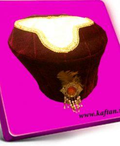 Kanuni Sultan Süleyman kavuğu iki renk