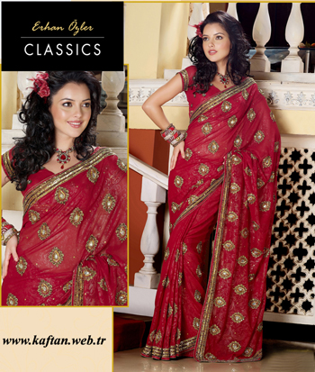 Hint işi elbiseler