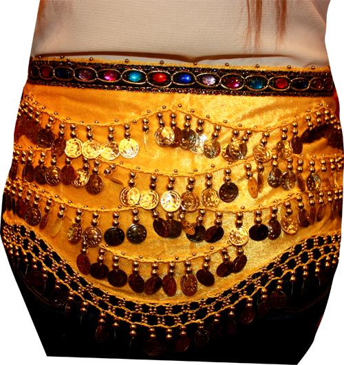 Dansöz kemeri satış - 911 - Erhan Kaftan & Bindallı