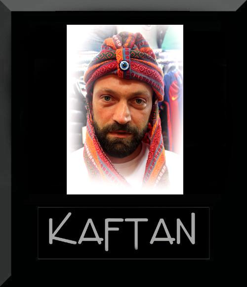 Bedevi şapkası kilim desenli - 2 - Erhan Kaftan & Bindallı