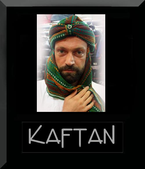 Bedevi şapkası - 5 - Erhan Kaftan & Bindallı