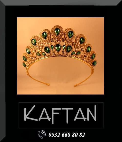 Bindallı elbisesi tacı-Kına gecesi bindallı tacı - 2592 - Erhan Kaftan & Bindallı