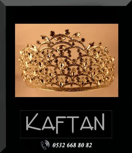 Taç, bindallı tacı, kaftan tacı-3567 - Erhan Kaftan & Bindallı