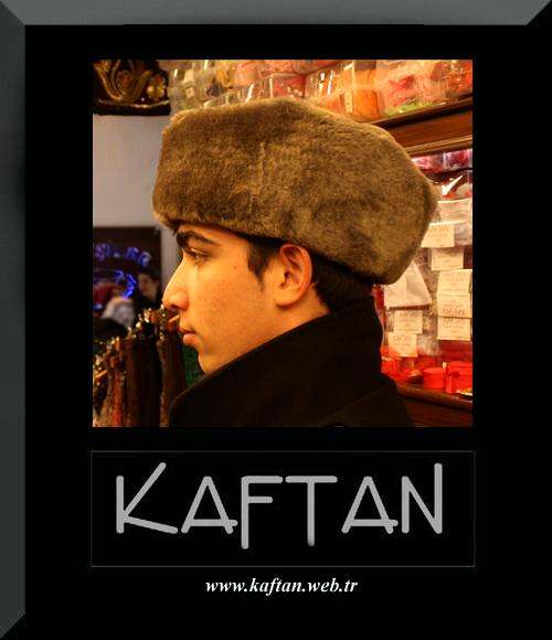 Açık kahve Kalpak modeli  K-133 - Erhan Kaftan & Bindallı