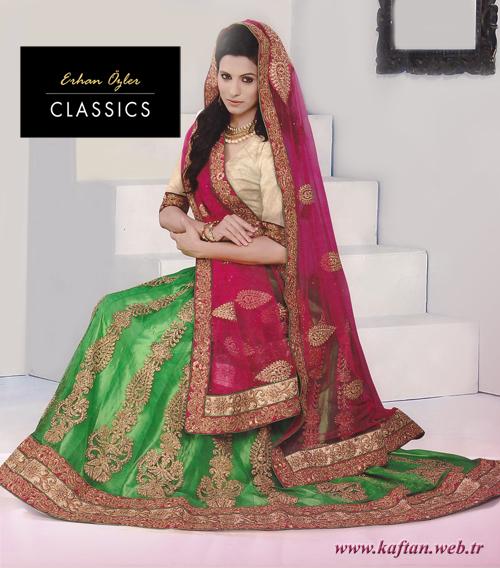 Hint Elbiseleri Uygun Fiyatli Kaftan Collection