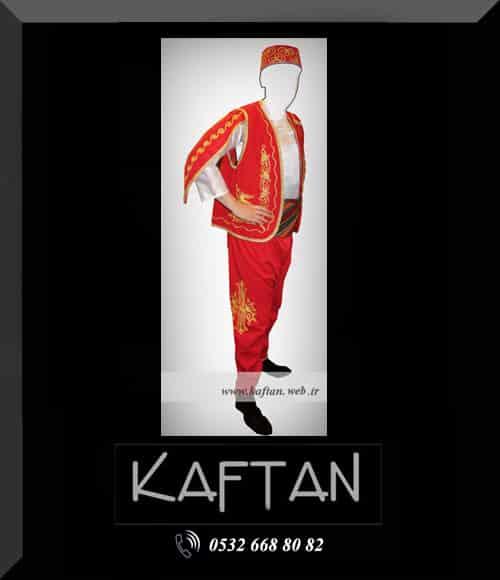 Kıbrıs yöresi folklor kıyafeti