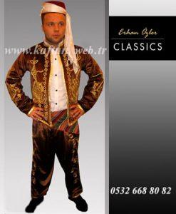 Ardahan yöresi erkek folklor kıyafeti