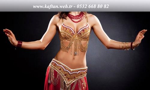 Dansöz kıyafeti - DE-02 - Erhan Kaftan & Bindallı
