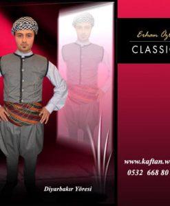 Diyarbakır yöresi folklor erkek kıyafeti