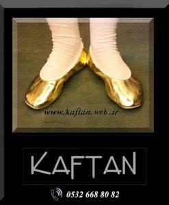 Pisi pisi balerin ayakkabıları