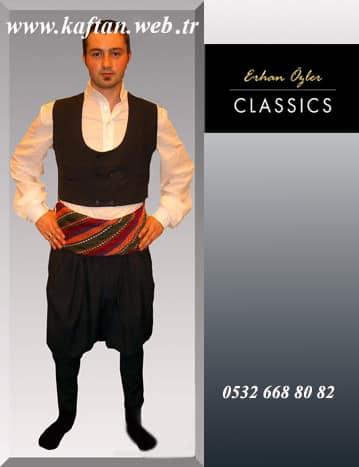 Elazığ Yöresi Folklor kıyafeti
