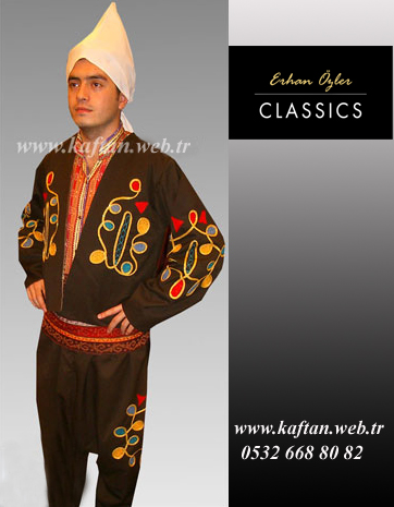 Silifke folklor kıyafeti