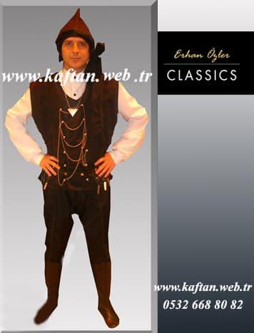 Karadeniz erkek folklor kıyafeti
