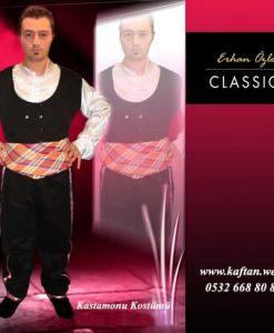 Kastamonu yöresi Erkek folklor kostümü