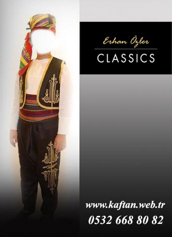 Klasik folklor kıyafeti Erkek için