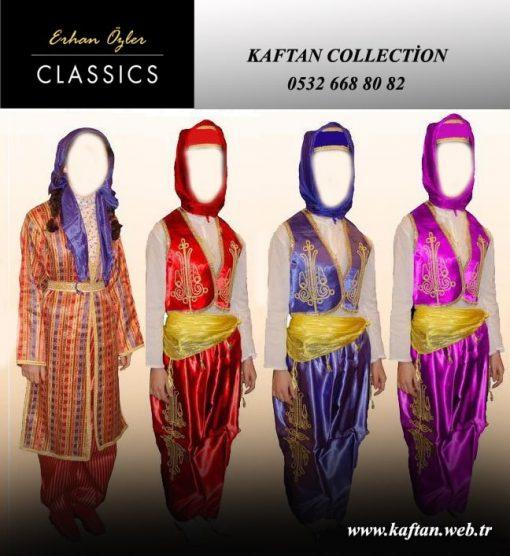 Klasik folklor elbiseleri