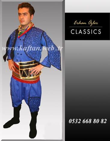 Manisa yöresi erkek folklor kıyafeti