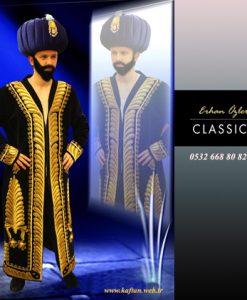 Osmanlı Padişah kıyafeti