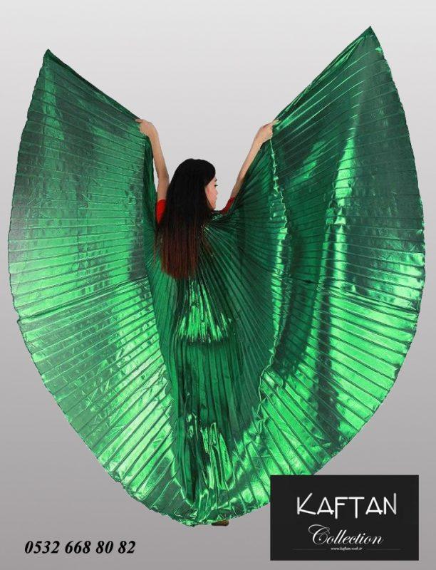 Dansöz aksesuarı renkli pelerin